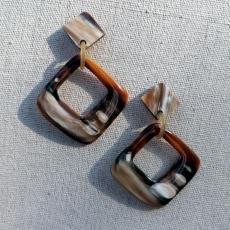 Hornohrringe