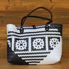 Edle Handtasche mit Invertmuster (Reduziert!)
