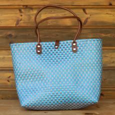 Checkerboard Pattern Bag