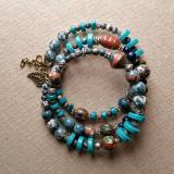 Cho Oyu Princess - spiral bracelet